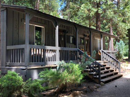 The Creekside Cabins at Greenhorn Ranch