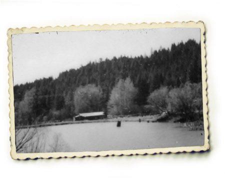 Greenhorn Ranch in 1945