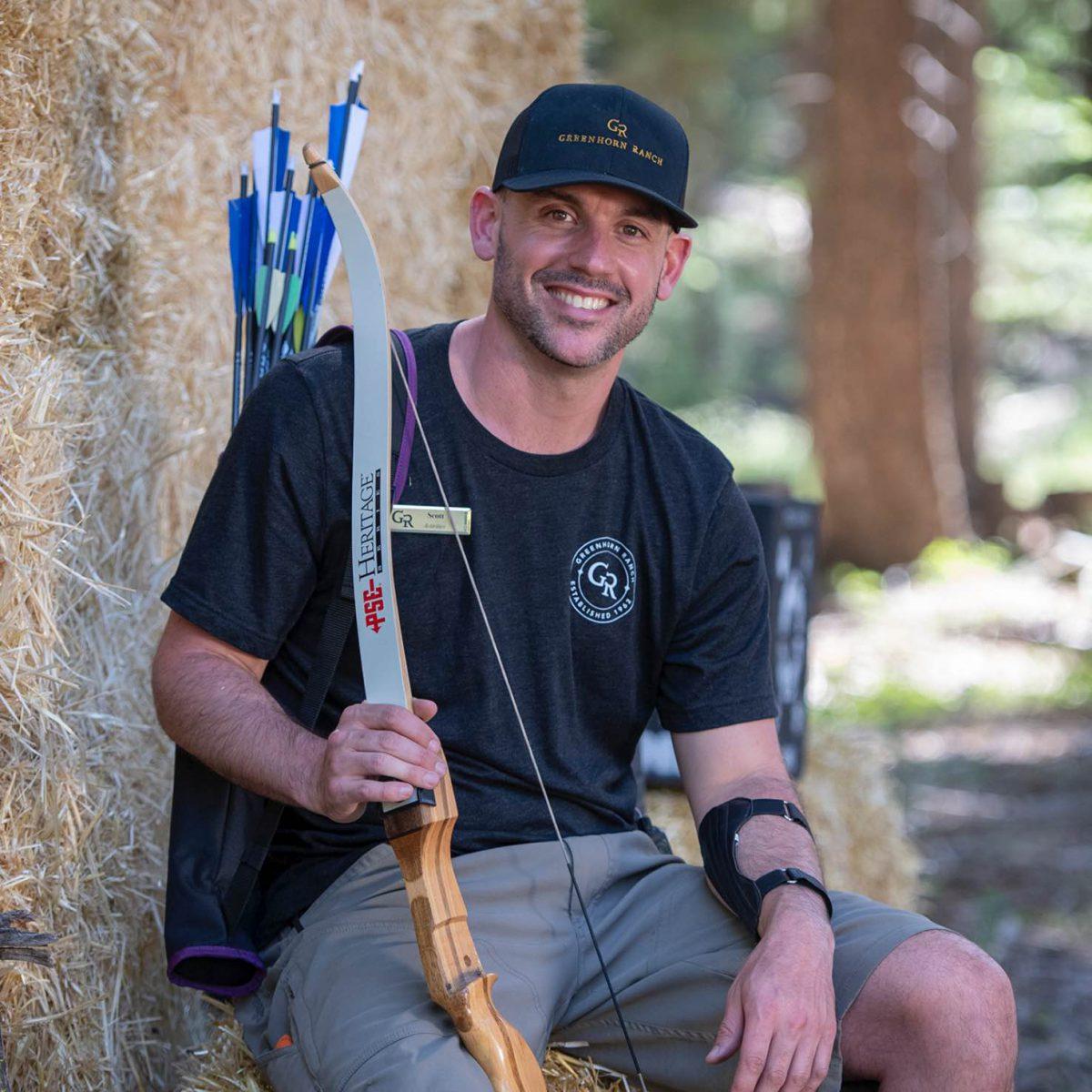 Scott - Activities Director at Greenhorn Ranch