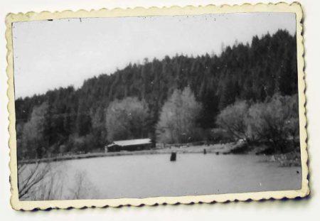 Grenhorn Ranch in 1945