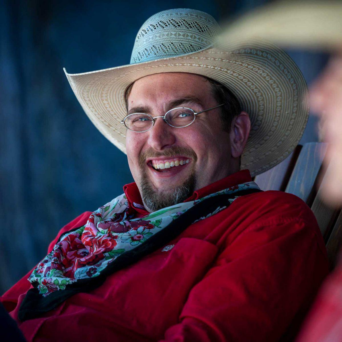 Josh - Head Wrangler at Greenhorn Ranch